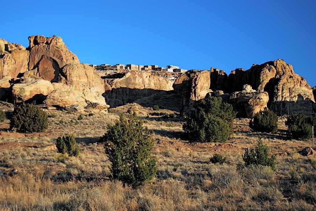 Acoma, New Mexico - (c) 2013 Ole Helmhausen - 4