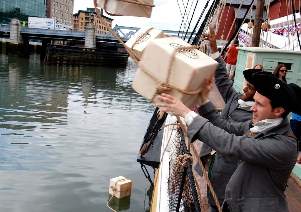 Boston Tea Party Museum - (c) 2013 Ole Helmhausen - 2