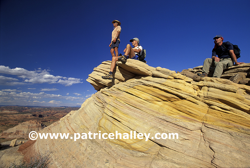 Grand Staircase-Escalante National Monument: On M-Mountain