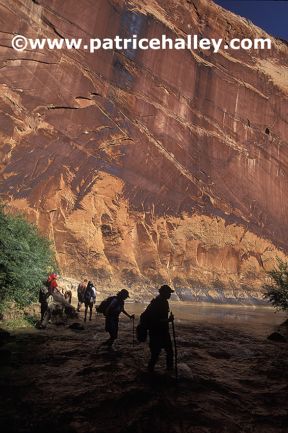 Grand Staircase-Escalante National Monument: Rot und Schattena