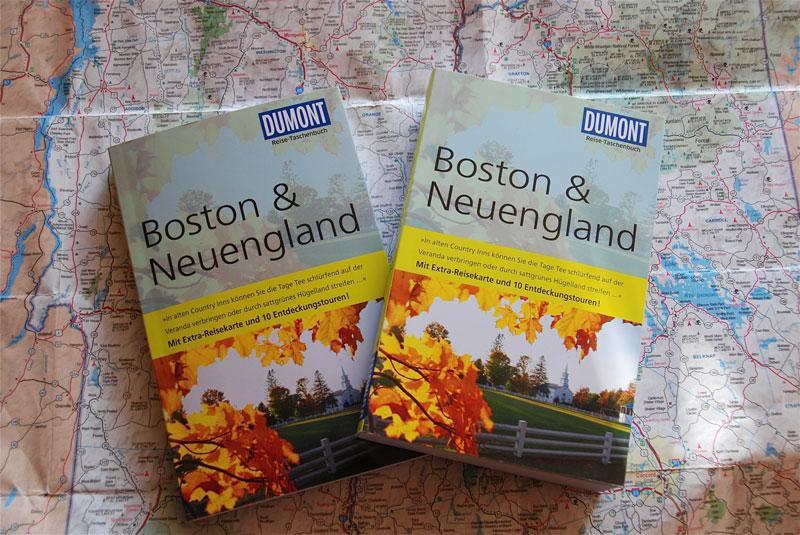RTB-Boston & Neuengland, 3. Aufl.