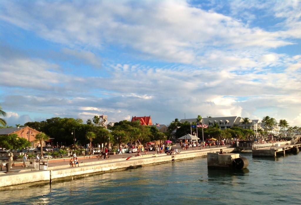 Key West Waterfront