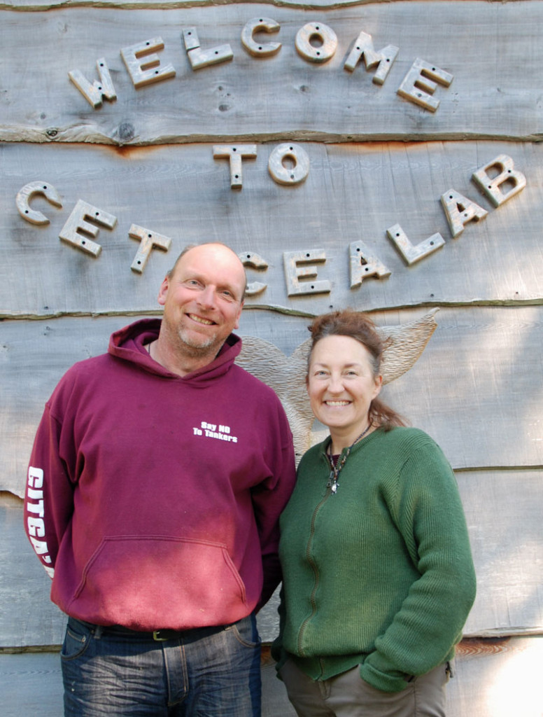 Walbeobachtung in Kanada - Cetacealab, British Columbia: Die den Walen lauschen - out-of-canada.olehelmhausen.de - 3